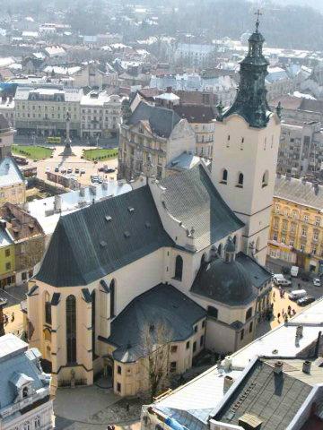Львов. Латинский катедральный собор