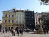 Ратуша и площадь Рынок